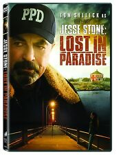 Jesse Stone Lost in Paradise: Movie #9 Tom Selleck Luke Perry Box / DVD Set NEW
