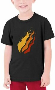 Fire Flames T-Shirt Youtube Preston Gaming Vlog Tee Shirt Kids & Adults