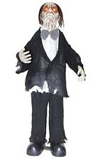 Halloween lights sound Motion Zombie Ghoul Party Guest Prop