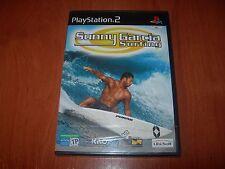SUNNY GARCIA SURFING PS2 (PAL ESPAÑA PRECINTADO)