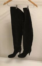 Chloe Overknee Boots Leather NEW - Size 39