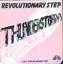 7inch THUNDERSTORM revolutionary step HOLLAND EX