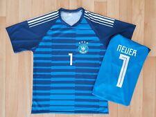 Trikot Manuel Neuer 1 T-shirt Deutschland München Germany WM EM TOP !! NEU !!