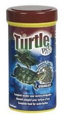 Comida Tortuga Granulado 1000ML Terrario Reptil