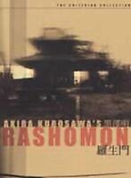Rashomon (DVD, Criterion Collection) - James Spader - Subt: English - Japonese