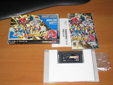 SUPER ROBOT WARS TAISEN - A - GAME USED GOOD STATE GBA