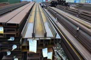 6 Mtrs 150 x 75 x 18 uc Universal Steel Channel