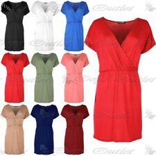 Viscose Stretch Women's Shift Dresses