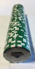50 San Diego Padres Poker Chips - Green - NEW! 11.5 grams