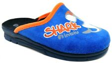 Inblu Pantofole Ciabatte invernali da Bimbi Mod. Bc-42 Blu slippers 31