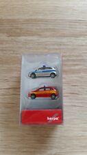 Herpa 066549 - 1/160 Mercedes-Benz B-Klasse - Polizei / Feuerwehr - Neu