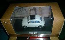 ATLAS MACCHINA di mio Père FIAT 500 al 1/43 nuovo in scatola