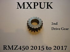 RMZ450 2ND DRIVE GEAR 2015 to 2017 24221-28H20 RMZ 450 CRANK OEM PART (107)