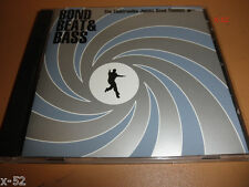 007 JAMES BOND THEMES electronica CD view to a kill GOLDFINGER thunderball