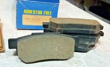 FOR HONDA CIVIC ACCORD CRX INTEGRA BRAKE PAD SET D5049-1 KASHIYAMA ADH24219AF