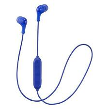 NEW JVC Wireless SOFT Earbud BLUETOOTH In Ear HEADSET Mic US Seller HAF250BTB