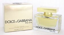 The One by Dolce & Gabbana Eau de Parfum 2.5oz./75ml. for Women. New sealed box.