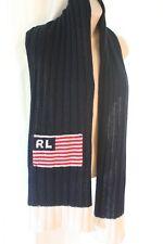Polo Ralph Lauren  Knit Scarf American Flag Unisex