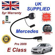 Pour Mercedes Benz E Classe A0018279204 iPhone 3GS 4 4 S Câble audio Pre 2009