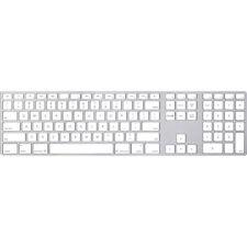 Apple Keyboard Wired w/ Numeric Keypad - English (USA) - MB110LL/B (Grade B)