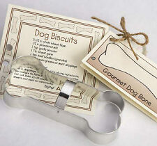 DOG BONE COOKIE CUTTER~~ BY ANN CLARK