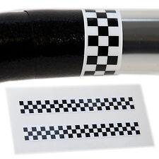 X2 Peugeot chequerboard Lenker Finishing Tape Retro Fixie Racer l'eroica