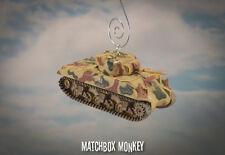 USA Sherman Tank M4 World War II WWII USMC Christmas Ornament 1/72 M-4 A3 Army