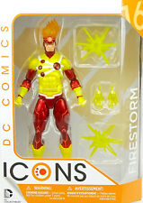 "DC COMICS ICONS - FIRESTORM TRINITY WARS  5"" INCH/ ca.16 cm DC COLLECTIBLES"
