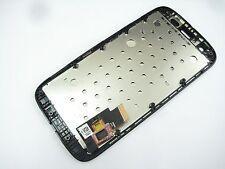 Full LCD Display + Touch Screen+Frame For Motorola Moto G XT1032 XT1033 (Black)