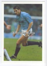 TC0116 - Manchester City Striker - David White - postcard by Barratt