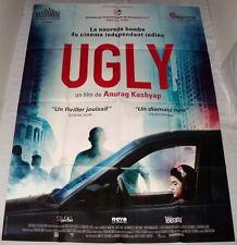 UGLY Anurag Kashyap India Ronit Roy Vipin Sharma Bombay LARGE French POSTER