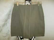 Route 66 original clothing co. size 8 olive green skirt