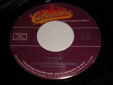 JR. Walker & The All Stars: Shotgun / Do The Boomerang 45