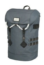 Doughnut Rucksack Backpack Colorado Accents Series Charcoal White 19L