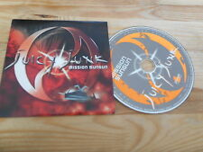 CD METAL Juicy junk-mission sungun (16 chanson) promo Drakkar rec CB