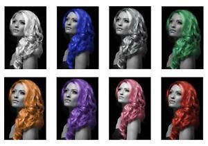 Smiffys Hair Color Spray Halloween Theme Parties School Event Kid Carnival 125ml