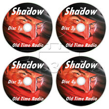 The SHADOW (OTR) 251 Episodes - Old Time Radio COMPLETE COLLECTION (4 x mp3 CD)