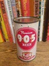 905 Premium 12oz Flat Top Beer Can  Higher Grade