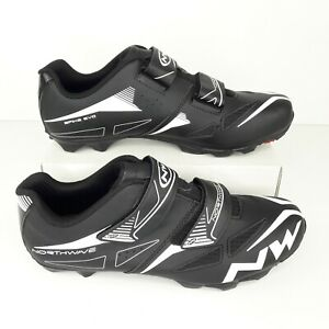 Northwave Spike Evo Mens Cycling Shoes Size UK 11 EU 45 US 12 Good Condition