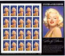 Scott  #2967... 32 Cent.... Marilyn Monroe... Sheet of  20