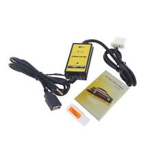 For Mazda 3 5 MPV Car USB Aux-input Adapter MP3 Radio Interface Card Reader