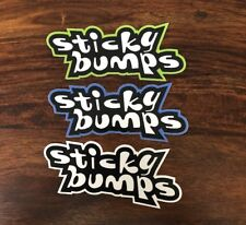 Sticky Bumps Sticker - Sex Wax, Rip Curl, Surf Sticker