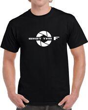 What The F - Black T Shirt