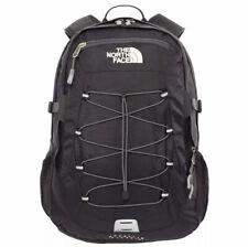 The North Face TNF Borealis Classic Premium Backpack Rucksack Bag Black Grey 29L