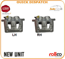 Rear Left Brake Caliper for VAUXHALL VIVARO I 1.9 2.0 2.5 01-/>14 CHOICE2//2 New