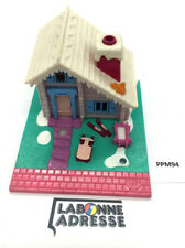 POLLY POCKET BLUEBIRD 1993 SKI LODGE POLLYVILLE - PPM94