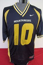 West Virginia Mountaineers Nike Football Jersey  & (1) Keychain