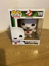 Funko Pop! Ghostbusters - Stay Puft Marshmallow Man #109