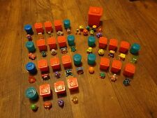 BIG LOT THE TRASH PACK TRASHIES FIGURES AND TRASH CANS (LOOK)