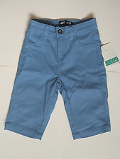 JC JQ JEANS {Size S} Blue Beach Bermudas Super Stretch Shorts NWT!